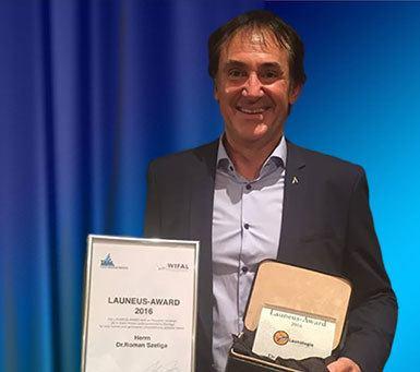 Roman Szeliga Launeus Award
